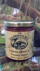 Vidalia Onion Tomato Salsa