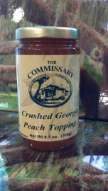 Georgia Peach Preserve