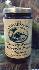 Georgia Peach Chutney