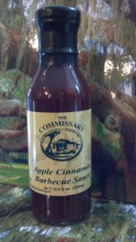 Apple-Cinnamon BBQ Sauce