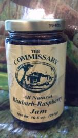 Rhubarb-Raspberry Jam