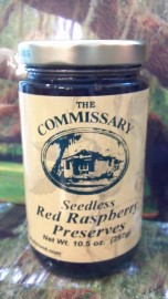 Seedless Red Raspberry