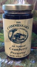 Cranberry Preserve