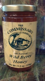 Wild Berry Honey
